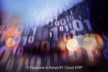 5 Reasons to Adopt the #1 ERP