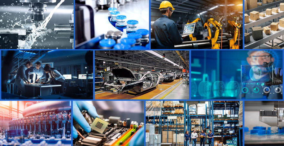Manufacturing ERP NetSuite Services with MHI